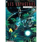 Les Voyageurs T.1 ; Athabasca - Couverture - Format classique