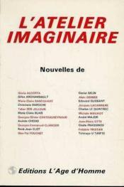 Atelier Imaginaire 1988 Nouvelles - Couverture - Format classique
