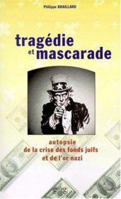 Tragedie Et Mascarade - Couverture - Format classique