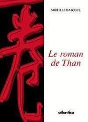 Le roman de than - Couverture - Format classique