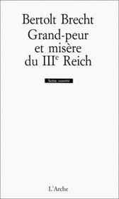 Grand peur et misère du IIIe Reich - Intérieur - Format classique