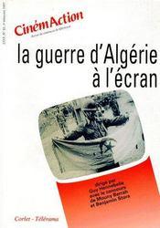 La guerre d'Algérie à l'écran - Couverture - Format classique