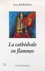 Cathedrale En Flammes (La) - Couverture - Format classique