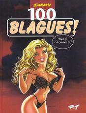 100 Blagues Tres Coquines - Intérieur - Format classique
