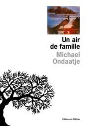 Un air de famille - Couverture - Format classique
