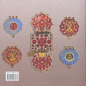 Bijoux Artisanaux Indiens En Email - 4ème de couverture - Format classique