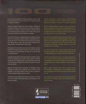 100 ans de nautisme, 1899-2005 - 4ème de couverture - Format classique