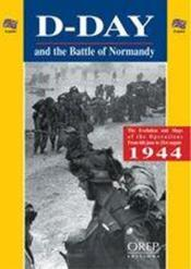 D-day and the battle of Normandy - Couverture - Format classique