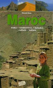 Maroc ; treks, randonnées, balades, culture, nature - Intérieur - Format classique