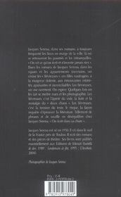 Fievreuses (Les) - 4ème de couverture - Format classique