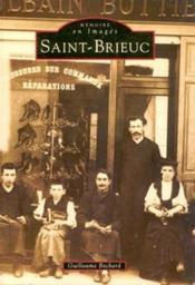 Saint-Brieuc - Couverture - Format classique