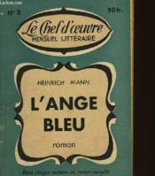 L'Ange Bleu - Le Chef D'Oeuvre N°2 - Couverture - Format classique