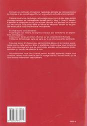 L'astrologie en 20 lecons ; guide pratique - 4ème de couverture - Format classique