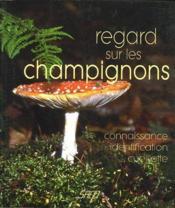 Regard sur les champignons - Couverture - Format classique