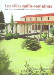 Les villas gallo-romaines - Intérieur - Format classique