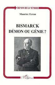 Bismarck Demon Ou Genie - Intérieur - Format classique