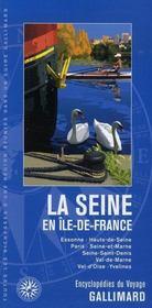 La seine en île-de-france - Intérieur - Format classique