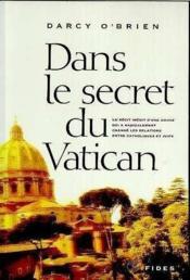 Dans le secret du vatican - Couverture - Format classique