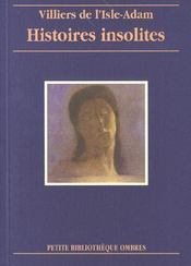 Histoires Insolites - Intérieur - Format classique