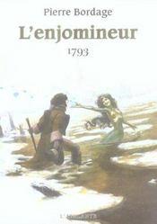 L Enjomineur Livre 2 1793 - Intérieur - Format classique