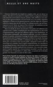 Court traité de complotologie - 4ème de couverture - Format classique