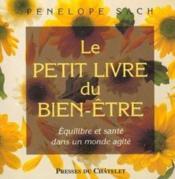 Le Petit Livre Du Bien-Etre - Couverture - Format classique