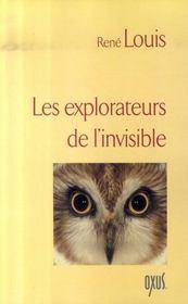 Les Explorateurs De L'Invisible - Intérieur - Format classique