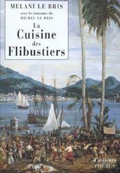 La cuisine des flibustiers - Intérieur - Format classique