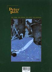 Peter Pan t.2 ; Opikanoba - 4ème de couverture - Format classique