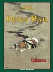 Peter Pan t.2 ; Opikanoba - Couverture - Format classique