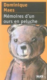 Mémoires d'un ours en peluche - Intérieur - Format classique