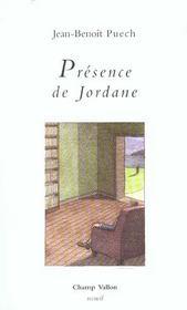 Presence De Jordane - Intérieur - Format classique