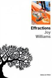 Effractions - Couverture - Format classique