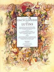 La grande encyclopédie des lutins - Intérieur - Format classique