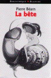 La bete - Couverture - Format classique