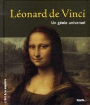 Léonard de vinci ; un génie universel - Couverture - Format classique