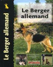 Le Berger Allemand - Intérieur - Format classique