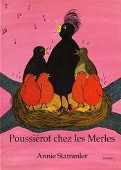 Poussierot Chez Les Merles - Intérieur - Format classique