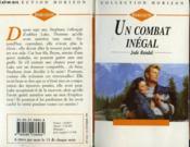 Un Combat Inegal - A Miracle For Bryan - Couverture - Format classique