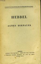 Agnes Bernauer - Couverture - Format classique