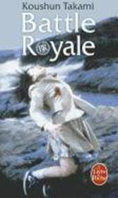 Vente livre :  Battle royale  - Takami-K