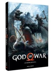 Vente livre :  God of war ; artbook officiel  - Collectif - Evan Shamoon