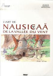 L'art de Nausicaä de la vallée du vent - Intérieur - Format classique