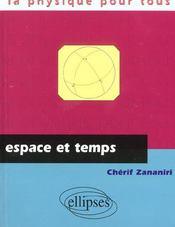 Espace Et Temps - Intérieur - Format classique