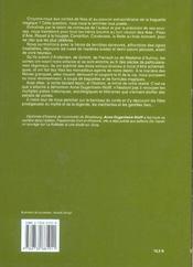 Le Monde Extraordinaire Des Fees - 4ème de couverture - Format classique