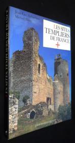 Les Sites Templiers De France - Couverture - Format classique