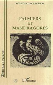 Palmiers Et Mandragores - Intérieur - Format classique