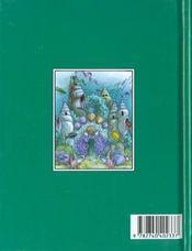 La Petite Sirene - 4ème de couverture - Format classique