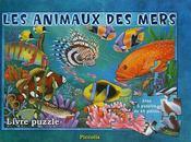 Livre De Puzzles/Les Animaux Des Mers - Intérieur - Format classique