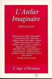 Atelier Imaginaire 1989 Nouvelles - Couverture - Format classique